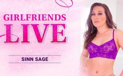 Girlfriendsfilms Girlfriends Live – Sinn Sage  Siterip 1080p h.264 Video FameNetwork
