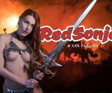 VrCosplayX Red Sonja A XXX Parody VR Porn Video  WEB-DL VR  2060p Binaural