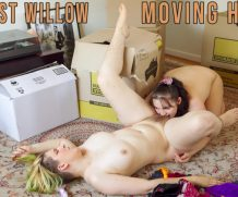 Girls out West Everest & Willow – Moving House  GAW  Siterip 1080p wmv HD