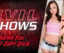 EvilAngel Evil Shows – Aidra Fox & Judy Jolie  HD VIDEO Siterip 1080p HD
