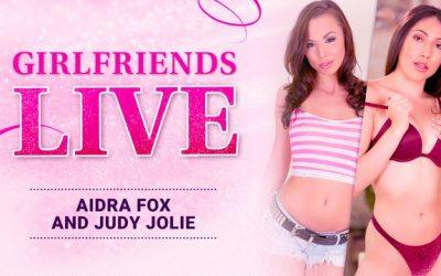 Girlfriendsfilms Girlfriends Live – Aidra Fox & Judy Jolie  Siterip 1080p h.264 Video FameNetwork