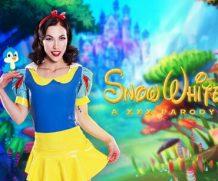 VrCosplayX Snow White A XXX Parody VR Porn Video  WEB-DL VR  2060p Binaural