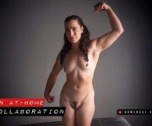 Kink VR KinkVR As Strong as Lina VR Porn Video  WEB-DL VR  2060p Binaural