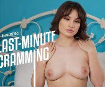 Badoink VR Last-Minute Cramming VR Porn Video  WEB-DL VR  2060p Binaural