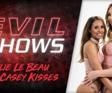Transsexualangel Kylie Le Beau in Evil Shows – Kylie Le Beau & Casey Kisses  Siterip 1080p h.264 Video FameNetwork