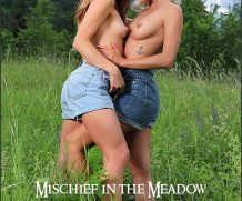 MPLSTUDIOS Cara Mell Mischief in the Meadow  Picset Siterip