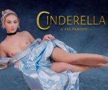 VrCosplayX Cinderella A XXX Parody VR Porn Video  WEB-DL VR  2060p Binaural