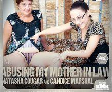 MATURE.NL Mother in law Natasha Cougar gets a special anal present from Candice Marshal  [SITERIP VIDEO 2020 hd wmv 1920×1200]