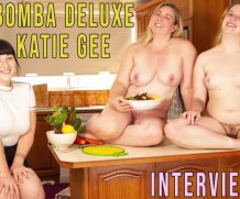 Girls out West Bomba Deluxe & Katie Gee – Interview  GAW  Siterip 1080p wmv HD