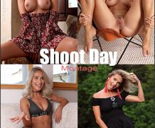 MPLSTUDIOS Cara Mell Shoot Day: Montage  Picset Siterip