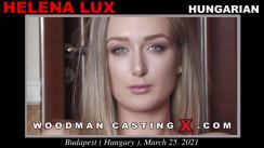 WoodmancastingX.com Elena Lux Release: 45:58  WEB-DL Mutimirror h.264 DVX