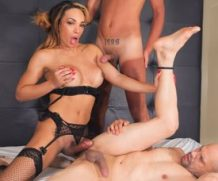 Transsexualangel Tony Lee in Nicole Lacerda, Tony Lee, Dante Rodrigues  Siterip 1080p h.264 Video FameNetwork