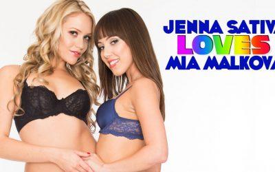 Girlsfuckgirls Jenna Sativa Loves Mia Malkova  [HD VIDEO 720p Siterip mp4
