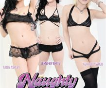 Naughty Lesbians DVD Release  [DVD.RIP. H.264 Production Year 2019]