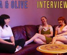 Girls out West Nova & Olive – Interview  GAW  Siterip 1080p wmv HD