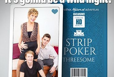 MATURE.NL Stripoker threesome with a mature slut and two toyboys  [SITERIP VIDEO 2020 hd wmv 1920×1200]