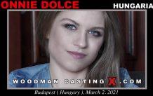 WoodmancastingX.com Bonnie Dolce Release: 20:25  WEB-DL Mutimirror h.264 DVX