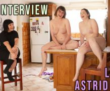 Girls out West Astrid Love & Luci Q – Interview  GAW  Siterip 1080p wmv HD