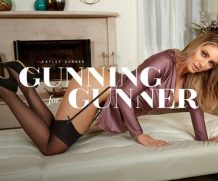 Badoink VR Gunning For Gunner VR Porn Video  WEB-DL VR  2060p Binaural