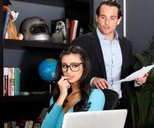 Office ASS-istants – Eliza Ibarra & Tyler Nixon with Eliza Ibarra Devilsfilm  Siterip 1080p Video only]