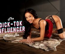 Badoink VR The Dick-Tok Influencer VR Porn Video  WEB-DL VR  2060p Binaural