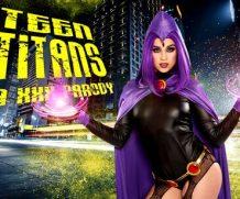 VrCosplayX Teen Titans A XXX Parody VR Porn Video  WEB-DL VR  2060p Binaural