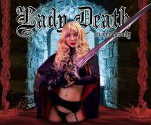 VrCosplayX Lady Death A XXX Parody VR Porn Video  WEB-DL VR  2060p Binaural