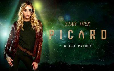 VrCosplayX Star Trek A XXX Parody VR Porn Video  WEB-DL VR  2060p Binaural