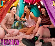 Girls out West Amber Rose & Astrid Love – Interview  GAW  Siterip 1080p wmv HD