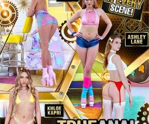 True Anal Access 6 DVD Release  [DVD.RIP. H.264 Production Year 2019]