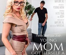 MATURE.NL Naughty hot mom Hete Tina has a young man to fuck her ass  [SITERIP VIDEO 2020 hd wmv 1920×1200]