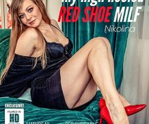 MATURE.NL MILF Nikita shows off her red high heels shoes and a whole lot more  [SITERIP VIDEO 2020 hd wmv 1920×1200]