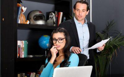 Famedigital Office ASS-istants – Eliza Ibarra & Tyler Nixon  Siterip Video 1080p wmv
