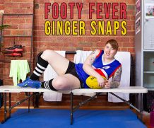 Girls out West Ginger Snaps – Footy Fever  GAW  Siterip 1080p wmv HD