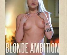Blonde Ambition DVD Release  [DVD.RIP. H.264 Production Year 2019]
