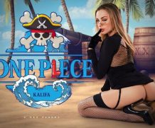 VrCosplayX One Piece A XXX Parody VR Porn Video  WEB-DL VR  2060p Binaural