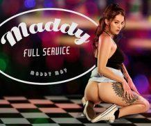 Badoink VR Maddy Full Service VR Porn Video  WEB-DL VR  2060p Binaural