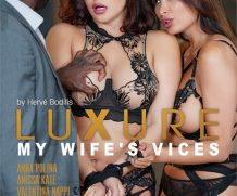 Luxure: My Wife's Vices DVD Release  [DVD.RIP. H.264 Production Year 2019]