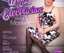 MATURE.NL Housewife Marlen has an electrician over at home  [SITERIP VIDEO 2020 hd wmv 1920×1200]