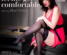 MATURE.NL When Milf Blue Wave get comfortable, anything goes  [SITERIP VIDEO 2020 hd wmv 1920×1200]