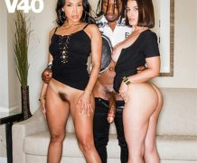 Blacked Raw V40 DVD Release  [DVD.RIP. H.264 Production Year 2019]