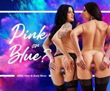 Badoink VR Pink Or Blue?  VR Porn Video  WEB-DL VR  2060p Binaural