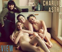 Girls out West Astrid Love, Charlie Forde & Olive G – Interview…  GAW  Siterip 1080p wmv HD