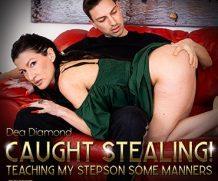 MATURE.NL Dea Diamond is teaching her stepson some manners  [SITERIP VIDEO 2020 hd wmv 1920×1200]