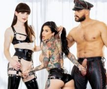 Transsexualangel Joanna Angel in TS Natalie Mars, Joanna Angel & Ramon!  Siterip 1080p h.264 Video FameNetwork
