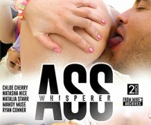 Ass Whisperer DVD Release  [DVD.RIP. H.264 Production Year 2019]