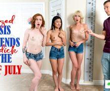 StepSiblingsCaught StepSiblingsCaught TakeYourFunSizedSisterAndHerFriendsToTheAmusementParkForFourthOfJuly-S17:E8 Jessie Saint  Siterip Nubiles-Porn WebDLX HD 1080p