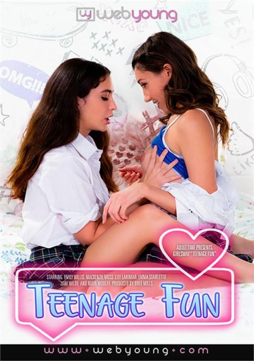 Teenage Fun DVD Release  [DVD.RIP. H.264 Production Year 2019] Siterip RIP