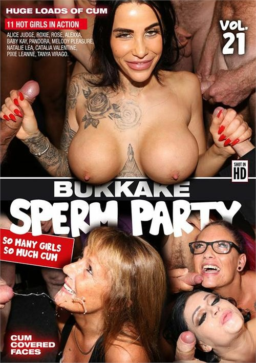 Bukkake Sperm Party Vol. 21 DVD Release  [DVD.RIP. H.264 Production Year 2019] Siterip RIP