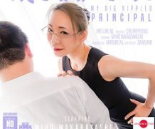 MATURE.NL Creampieing my Japanese big nippled principal  [SITERIP VIDEO 2020 hd wmv 1920×1200]